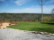 Stone Cliff Acres offers Serene Country Settings