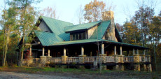 Example of Large Ranch Style Homes of Rockhouse Ranch