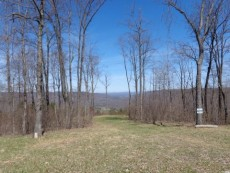 5 acre bluff lot
