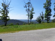A 5 acre bluff lot with a view that is hard to fathom
