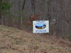 Wooded homesite located in the Honey Springs Development.