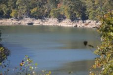 Lake Cumberland is the perfect spot for fishing and boating