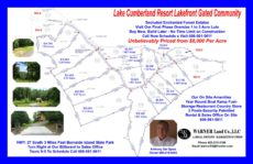 Lake Cumberland Resort Available Lots