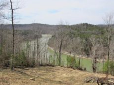 Lake Cumberland Resort View of Lot #9